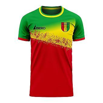 Guinea 2020-2021 Home Concept Football Kit (Libero) - Lapset
