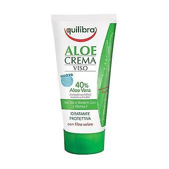 Aloe Face Cream 75 ml of cream