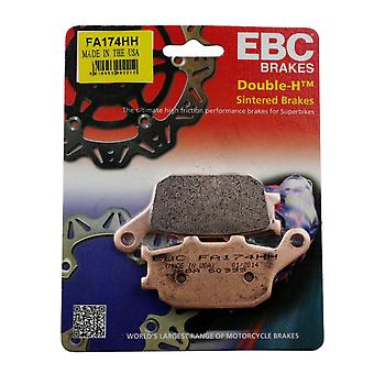EBC FA174 Front Rear Brake Pads Yamaha YZF-R1 R1 5VY 2004-2006