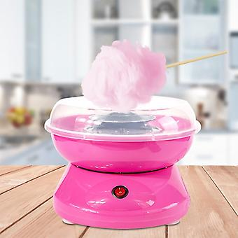 Ny Electric DIY Sweet Cotton Candy Maker Bærbar Bomuld Sukker Floss Machine Girl Boy Gift Børn & apos;s Day Marshmallow Machine