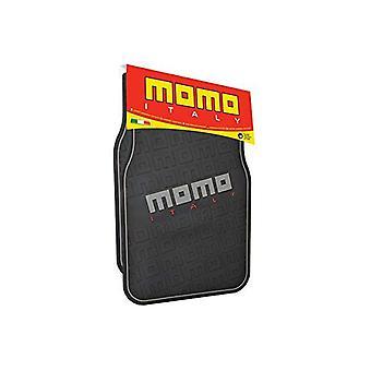 سيارة الكلمة حصيرة تعيين مومو 009 العالمي الأسود / الأحمر (4 أجهزة الكمبيوتر الشخصية)
