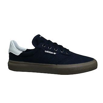 Adidas Originals 3MC Vulc Skateboarding Navy Lace Up Mens Trainers G54654