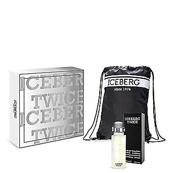 Iceberg Twice Homme Iceberg Set Men's Iceberg Twice Homme Eau de Toilette 125 ml + Sacca Set