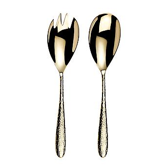 Monsoon Champagne Mirage Salad Servers