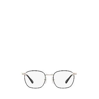 Gafas persol PO2450V plata negro macho