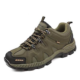Classics Style Men Hiking, Lace Up Sport, Trekking Sneakers Shoes