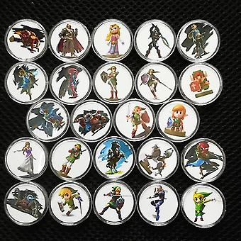 Coleção Zelda, Coin The Legend of Amiibo Card Full Set