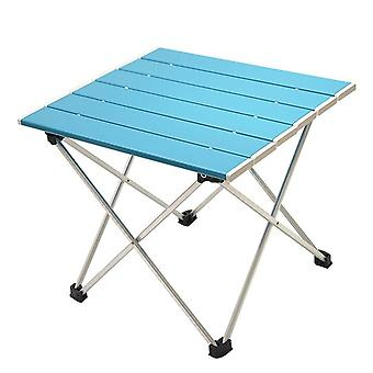 Portable Folding Aluminum Roll Up  Furniture Camping Tea Table