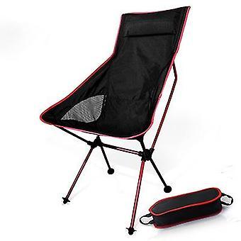 المحمولة كرسي القمر القابل للطي / صيد السمك التخييم البراز للطي المشي لمسافات طويلة طويلة