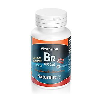 Vitamin B12 Cyanocobalamin 1000μg 120 tablets
