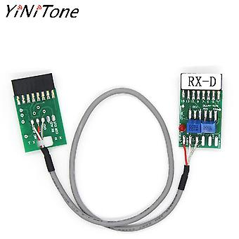 YIDATON Radio One-way Relay Station Repeater Connector Cable TX-RX Time Delay for Motorola GM300 GM3