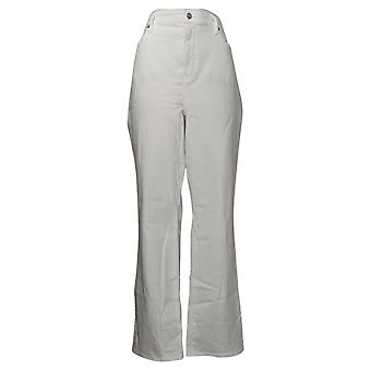 NYDJ Women's Jeans Relaxed Straight Optic White A376437