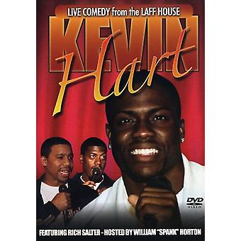 Kevin Hart - Live Comedy From the Laff House: Kevin Hart [DVD] USA import