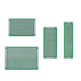 Kaksipuolinen kupari prototyyppi Pcb Universal Board
