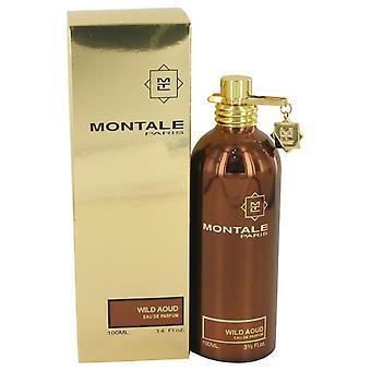 Montale Wild Aoud Eau De Parfum Spray (Unisex) By Montale 3.4 oz Eau De Parfum Spray