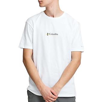Columbia Csc Basic Logo 1680053104 universal  men t-shirt