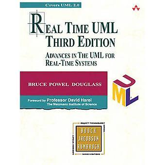 في الوقت الحقيقي UML -- التقدم في UML لأنظمة الوقت الحقيقي من قبل بروس بو