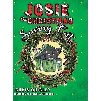 Josie the Christmas Saving Cat door Chris Quigley
