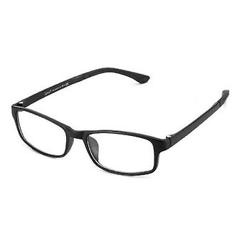 Blaues Licht blockieren Computer-Brille Tr90 Rechteck Anti Augen Augenzug