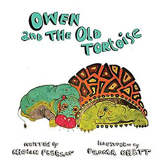 Owen and the Old Tortoise by Miriam Platzer - 9781942209270 Book