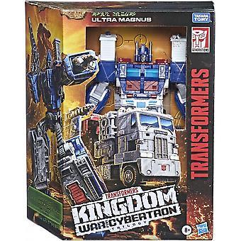 Transformers Ultra Magnus WFC K Leader Series Figure