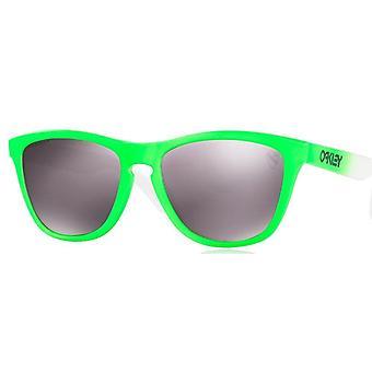 Oakley Frogskins Prizm polarizované zelená fade Edition-slnečné okuliare-OO9013-99