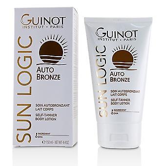 Guinot Sun Logic Auto Bronze Self-Tanner Body Lotion 150ml/5oz