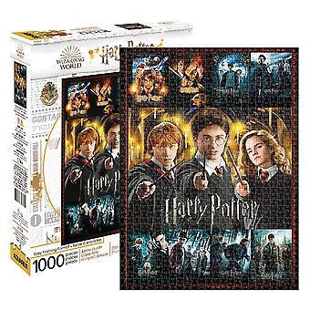 Harry potter - film e trio puzzle 1000pc
