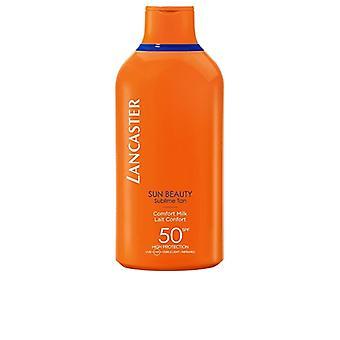 Lancaster, Auringon kauneus, Ylevä tan, Samettinen nestemäinen maito, SPF50 - 400 ml