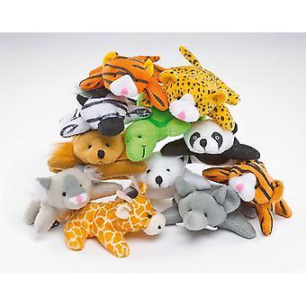 """FengChun Bean Pals """" Kleine Tiere"""" - Stofftiere fr Kinder - Spielzeug als Mitgebsel und"""
