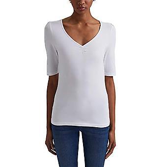 edc av Esprit 031CC1K307 T-Shirt, 100/white, M Woman