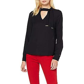 Morgan 191-oclub.n T-Shirt, Black (Noir Noir), 38 (Size Manufacturer: T34) Woman