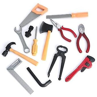 Пластиковые наборы инструментов здания Установить Diy Строительство Образовательные
