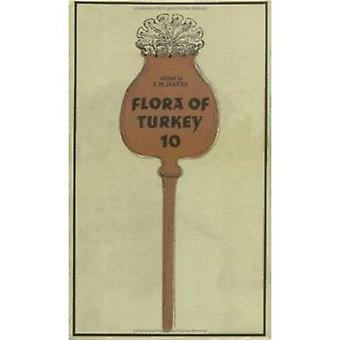 Flora of Turkey and the East Aegean Islands Vol.1 by P H Davis & R Miller & Kit Tan