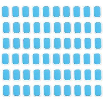 30 Packs 60 PCS Hydrogel Abdominal Gel Stickers Fitness Equipmen Special Abdomen Machine Sticker