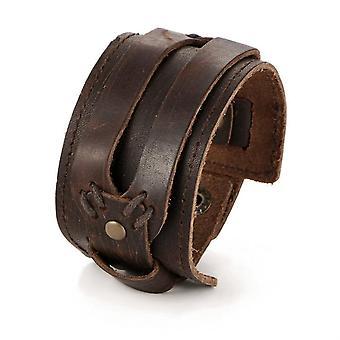 Bracelet cuir homme, coiffoir bracelet &Bracelet