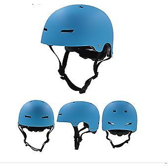 L sininen skootteri pyöräilykypärä.2 koot kidsyouthadult x7170