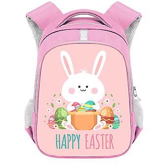 2021 Easter Primary School Sac à dos Fille Rose Cartable