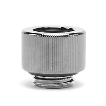 EK Vattenblock EK-HTC Classic 12mm Fitting - Svart Nickel