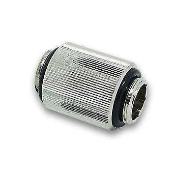 EK Vannblokker EK-AF Extender 20mm M-M G1/4 - Nikkel