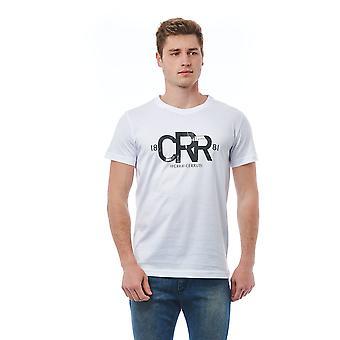 T-shirt White Cerruti 1881 men