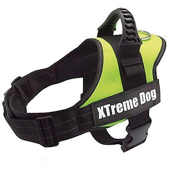 Arquivet Xtreme Klassisk Hundesele Neon Grønn