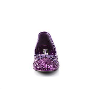 Funtasma Apparel & Accessories > Costumes & Accessories > Costume Shoes > Womens STAR-16G Purple Gltr