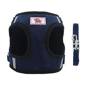 Pet Vest, Dog Chest And Back, Small And Medium-sized Dog, Dog Chest Sling, Explosion-proof Vest