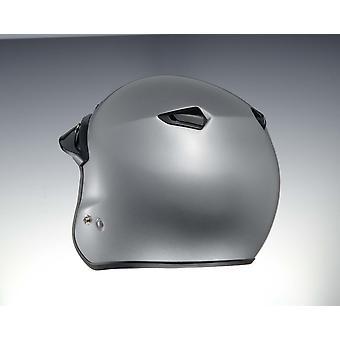Shoei RJ Vanlig Platinum-R Motorcykel Hjälm Silver