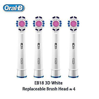 Oral B Electric Toothbrush Head Replaceable Brush Rotation Type(EB18)