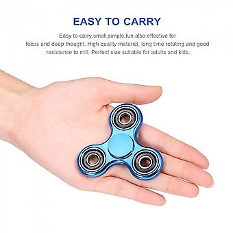 Tri-spinner Hand Spinner Toy Finger Spinner For Autism And Adhd Relieve Stress