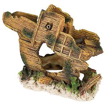 トリキシー難破船(魚、装飾品、装飾品)
