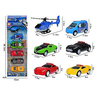 Children's stad swat speelgoed auto