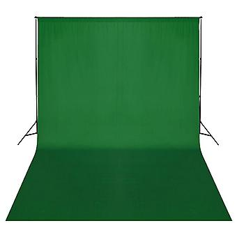 Backdrop Support System 500x300cm Green Photography Studio Background